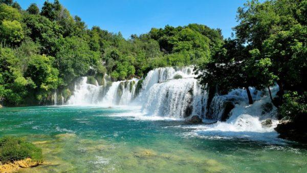 Socijalni fond - splapovi rijeke Krke