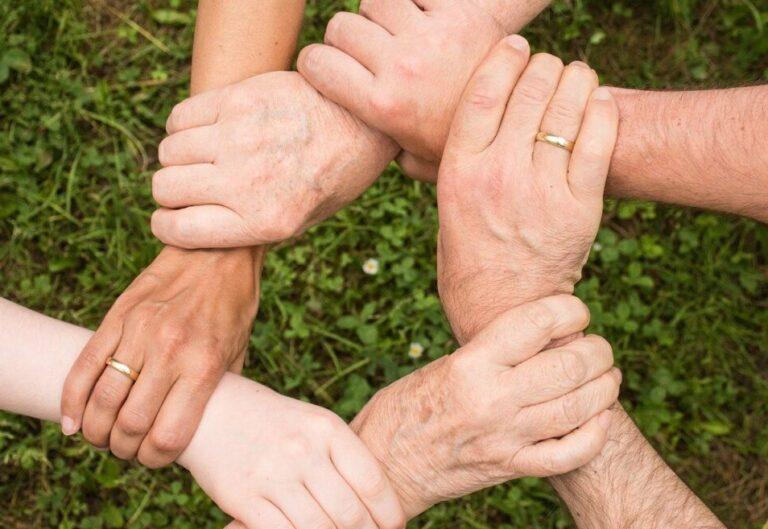 spojene ruke, Jačanje kapaciteta OCD-a za odgovaranje na potrebe lokalne zajednice